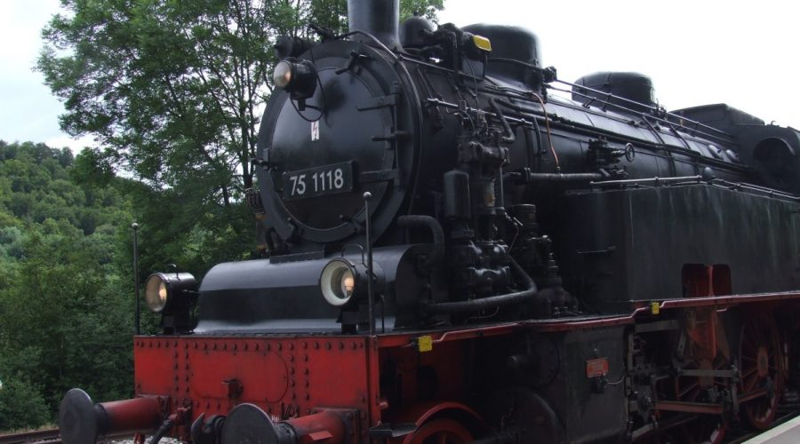 Historische Sauschwänzlebahn Blumberg