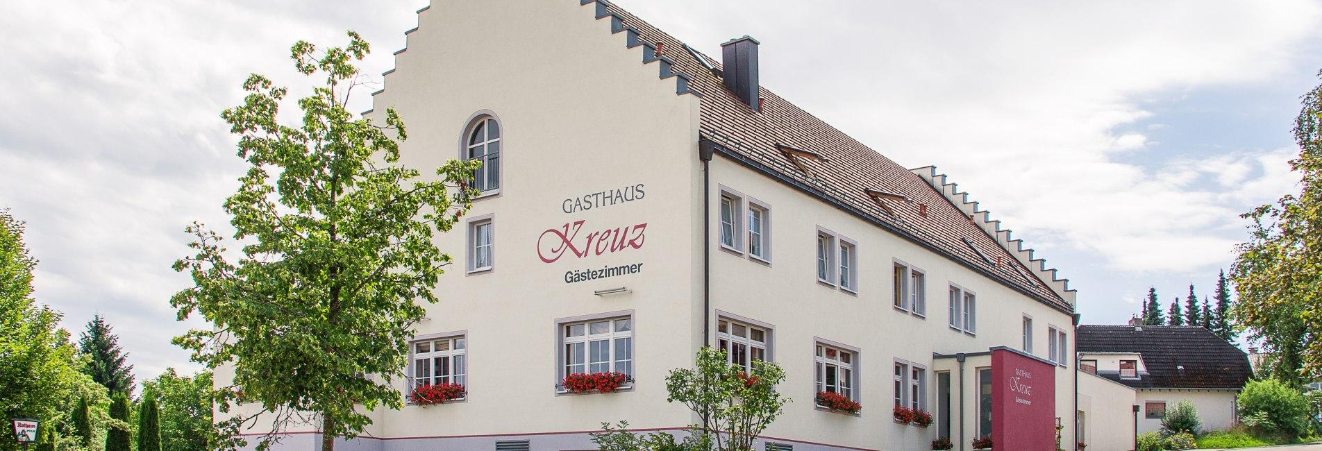 Gasthaus Kreuz in Riedern
